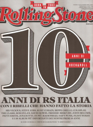 Rolling Stone 121