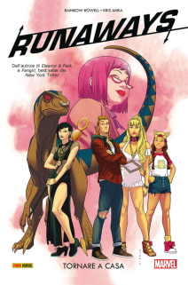Runaways Marvel Collection 8