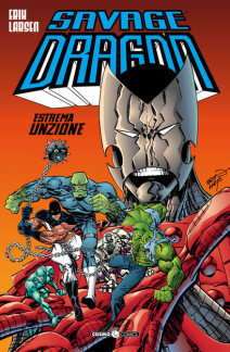 Savage Dragon 12