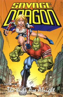 Savage Dragon 30