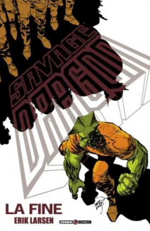 Savage Dragon 33