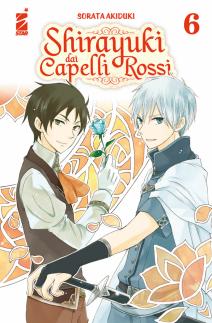 Shirayuki Dai Capelli Rossi 6