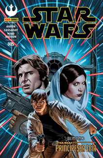 Star Wars Nuova Serie 2015 Cover A 5