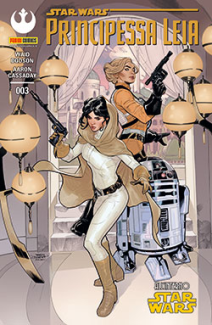 Star Wars Nuova Serie 2015 Cover B 3