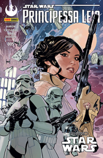 Star Wars Nuova Serie 2015 Cover B 5