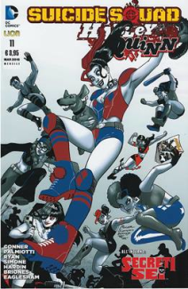 Suicide Squad / Harley Quinn 11