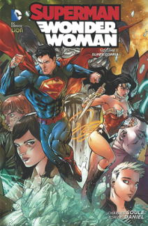 Superman / Wonder Woman New 52 Library 1