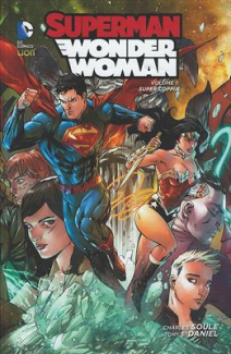 Superman / Wonder Woman New 52 Limited 1