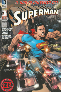 Superman New 52 1