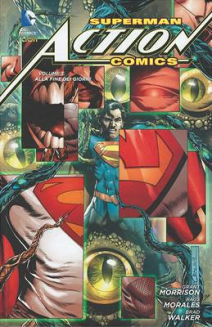 Superman Action Comics New 52 Limited 3