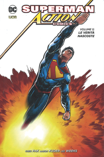 Superman Action Comics New 52 Limited 5