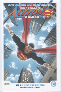 Superman Action Comics Rebirth Ultralimited 1