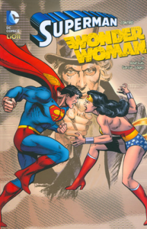 Superman Contro Wonder Woman