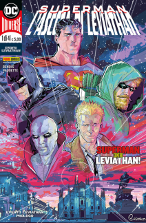 Superman L'ascesa Di Leviathan 1