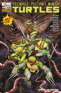 Teenage Mutant Ninja Turtles 44