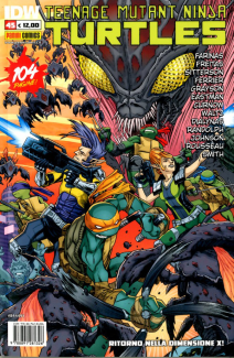 Teenage Mutant Ninja Turtles 45