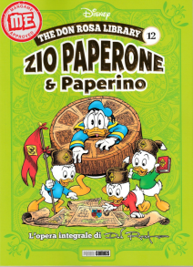 The Don Rosa Library 12