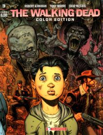 The Walking Dead Color Edition 3