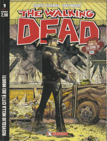 The Walking Dead Edicola 1