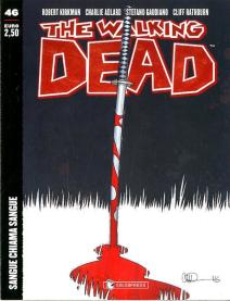 The Walking Dead Edicola 46