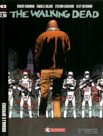 The Walking Dead Edicola 63