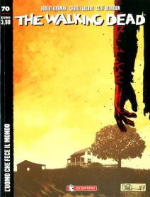 The Walking Dead Edicola 70