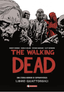 The Walking Dead Hardcover 14