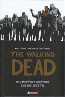 The Walking Dead Hardcover 7