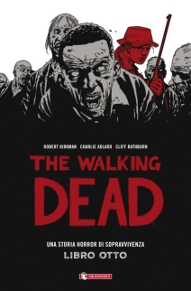 The Walking Dead Hardcover 8