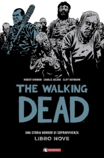The Walking Dead Hardcover 9