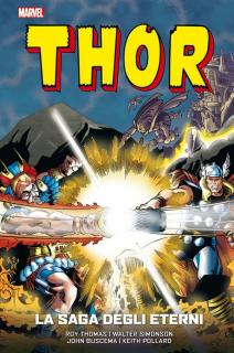 Thor La Saga Degli Eterni 1