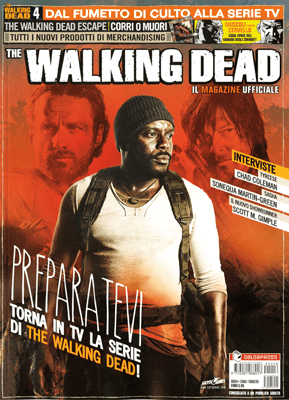 The Walking Dead Il Magazine Ufficiale 4