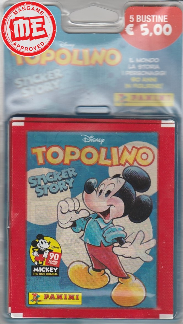Topolino Sticker Story Collection