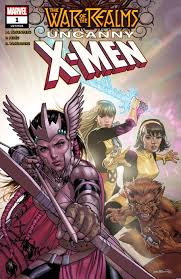 Uncanny X-men The War Of The Realms 1