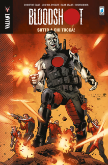 Valiant - Bloodshot 5