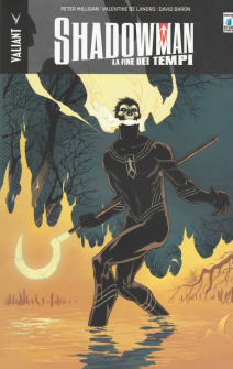 Valiant - Shadowman 5