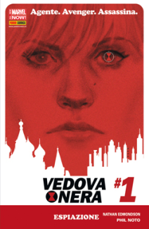 Vedova Nera Marvel Now 1
