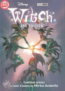 Witch Art Edition 4