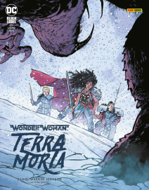 Wonder Woman Terra Morta 2