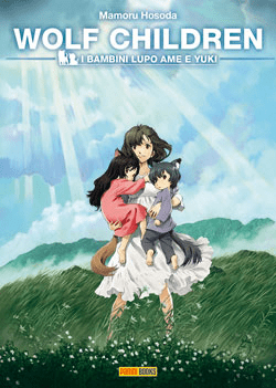 Wolf Children - Romanzo