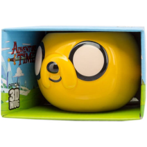 Adventure Time Jake 3d Tazza
