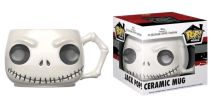 Disney Tim Burton's The Nightmare Before Christmas Jack Tazza