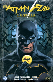 Batman / Flash La Spilla (cover Batman)
