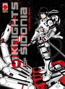 Knights Of Sidonia Ristampa 1