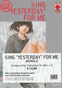 Sing Yesterday For Me Bundle Vol.1-2