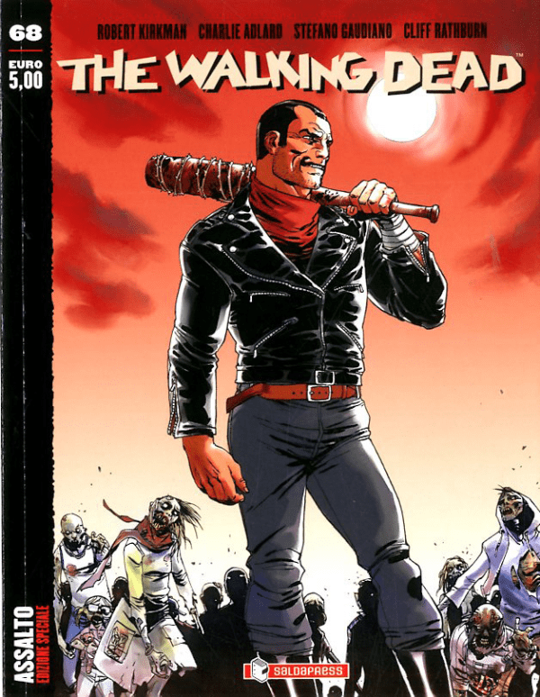The Walking Dead Edicola 68
